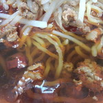 台湾料理 有福 - 麺アップ