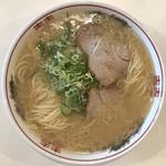 長浜ラーメン一龍亭 -