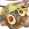 麺屋 裕 - 料理写真:蟹塩そばヒロモリ