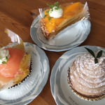 コレクション ドゥ ショウタニ - 料理写真: