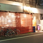 炭火焼 七厘 - お店は、日比谷線三ノ輪駅から歩いて5分ほど。