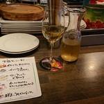 ヨーロッパ食堂ジュール - ドリンク写真: