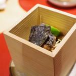 かまくら和久 - 鼈の山椒揚げ