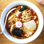 みやご食堂 - 太麺中華そば