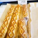 デーデのパン - 料理写真: