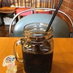 ながと - ドリンク写真:アイスコーヒー