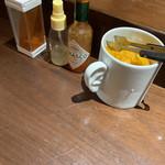 112811282 - 山椒、チリペッパー、レモンスプレー、タバスコ、つぼ漬け