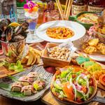 ハルヒ レストラン - 料理写真:【居酒屋バル】HARUHIオリジナル多国籍料理