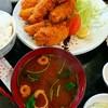 串よし - 料理写真:「カキフライ定食」1080円