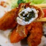 串よし - 「カキフライ定食」1080円