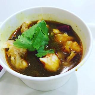 中華料理 八戒 - 海老もぷりっぷり
