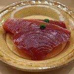 日本橋蛎殻町 すぎた - 気仙沼の鰹のづけ