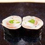 日本橋蛎殻町 すぎた - 鰯の巻物