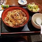 112819378 - 焼肉丼¥830