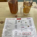 112819596 - 杜仲茶で脂を中和します