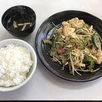 なかよし食堂 - 料理写真:ゴーヤーちゃんぷる