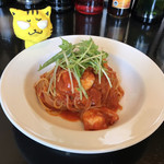 レブスケ - 海老のトマトソースパスタ ※パスタランチ1,100円より