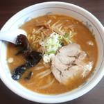 らーめん 山う - 料理写真:特製みそ 2019.8月