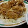 ラーメンハウスたなか - 料理写真:油淋鶏