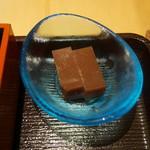天満橋 吉安 - 手作りミニ甘味