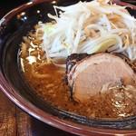 麺や豚髭 - 料理写真:小ラーメン 750円
