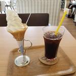 高知アイスカフェ よさこい咲都 -
