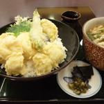 Mimiu - 鱧天丼セット