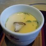 和食鍋処 すし半 - 茶碗蒸し