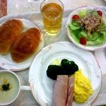 ホテルサンルートパティオ大森 - 洋食