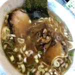 拉麺屋 日昇亭 - 料理写真:★ラーメン 税込¥730★