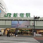 112832143 - 新宿は〜豪雨〜♪←実際は曇り空w