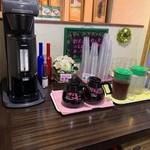 Cafe Rich - 飲み物コーナー