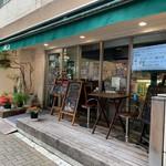 Cafe Rich - 外観