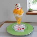 マコハハ トミティ デザインケーキ - 黄美娘