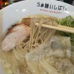 Raxamenishibashi - 全粒粉入りの細麺味助
