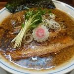 麺や マルショウ - 料理写真:中華そば 夜空up