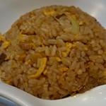 麺や マルショウ - 焼飯半をup