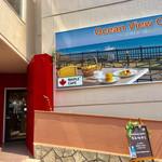 メイプル・カフェ - お店入り口