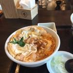 ソバキチ - 親子丼