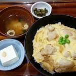 112848914 - ◆「だてハーブ鶏の親子丼」