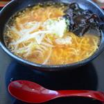沖海月 - クラゲラーメン醤油味