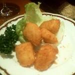 Tokachi - カマンベールチーズのフライ