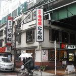 天婦羅 たる松 - 御徒町と上野の間のガード下