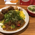 アジアンキッチン オオツカレー -