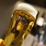 別邸 KOKORI - 生ビール