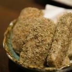 別邸 KOKORI - 長芋のチーズフライ