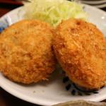 ゆう - 牛肉コロッケ