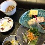 11286119 - ホテルハマツ  朝食。和定食。