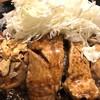 肉食堂 最後にカツ。 - 料理写真:「伝説のトンテキ200g」