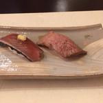 銀座 久兵衛 - 寿司